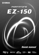 Buy Yamaha EZ150 DA Operating Guide by download Mauritron #247907