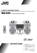 Buy JVC MX-C55 Service Manual by download Mauritron #271845