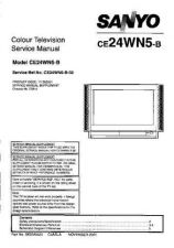 Buy Fisher CE24WN5-B-02 Service Manual by download Mauritron #214461