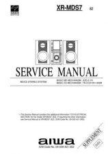 Buy AIWA XR-MDS7 EZ by download #100327