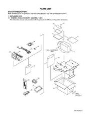 Buy JVC 32737 Service Manual by download Mauritron #273124