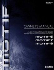 Buy Yamaha MOTIFE1 Operating Guide by download Mauritron #248772