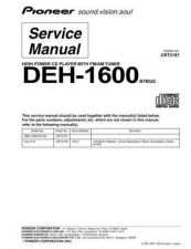 Buy Pioneer C3197 Manual by download Mauritron #227534