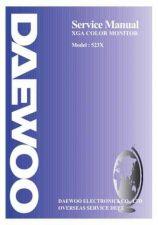 Buy Daewoo. SM_712B_(E). Manual by download Mauritron #213221