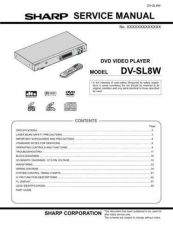 Buy Sharp DVSL777W Technical Information by download Mauritron #232823