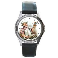 Buy Tom Thumb Chef Knife Storybook Character Round Wrist Watch