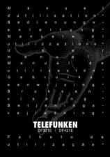 Buy TELEFUNKEN DF321E DF421E OPERA by download #107340