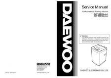 Buy Daewoo WF42200100 Manual by download Mauritron #226969