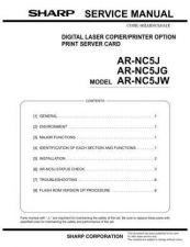 Buy Sharp SHARP AR-NC5J by download Mauritron #210653