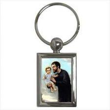 Buy St Cajetan Patron Saint Unemployed Workers Key Ring