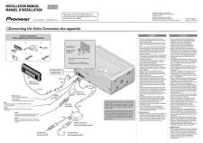 Buy Pioneer 49701CRD3356A 20001230121210700 Manual by download Mauritron #223422
