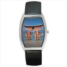 Buy Japan Great Torii Gate Miyajima Photo Wrist Watch
