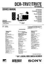 Buy Sony D-EG5-EG5CK-EG7 Service Manual by download Mauritron #239999