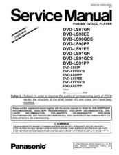Buy Panasonic ACED070201C7 Service Manual with Schematics by download Mauritron #266290