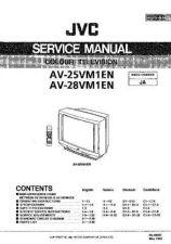 Buy JVC jvc-av-25vm1en- Service Manual by download Mauritron #273455