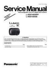 Buy Panasonic MAC0506021C1 Service Manual by download Mauritron #267567