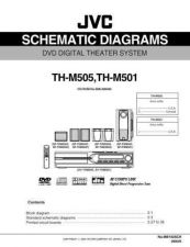 Buy JVC TH-M501 Service Manual. On by download Mauritron #272522