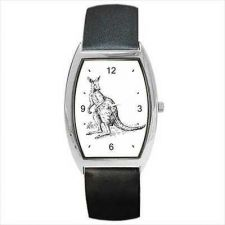 Buy Kangaroo Australia Unisex Barre Shaped Newl Wrist Watch