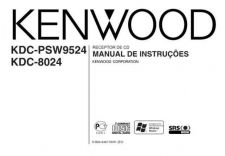Buy Kenwood KDC-8024 Operating Guide by download Mauritron #221865