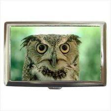 Buy Owl Cigarette Money Credit Business Card Case Wallet