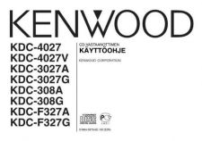 Buy Kenwood KDC-3027G Operating Guide by download Mauritron #221582