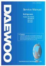 Buy Daewoo FR510TM010(r) Manual by download Mauritron #226053