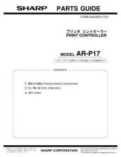 Buy Sharp ARP350-P450 Service Manual by download Mauritron #208337