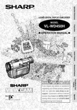 Buy Sharp VLWD450615 Service Manual by download Mauritron #211447