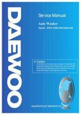 Buy Daewoo. WF10880100_2. Manual by download Mauritron #214015
