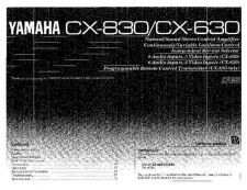 Buy Yamaha CX5MIIE 1 Operating Guide by download Mauritron #247321