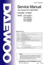 Buy Daewoo. SM_DTD-21H9_(E). Manual by download Mauritron #213384