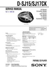 Buy Sony D-E301NC Manual by download Mauritron #228669