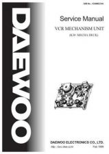 Buy Daewoo. SM_RC-320B_(E). Manual by download Mauritron #213809