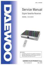 Buy Daewoo. DSD9280M01_2. Manual by download Mauritron #212858