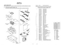 Buy JVC GR-DVL309 part Service Manual Schematic Circuit. by download Mauritron #270664