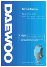 Buy Daewoo R162G0S001(r) Manual by download Mauritron #226356