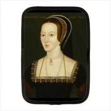 Buy Queen Anne Boleyn Henry VIII Wife Neoprene 10 Inch Netbook Case
