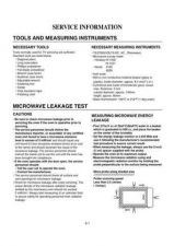 Buy MS-1924J Exploded view Service Information by download #113241