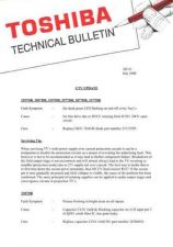 Buy TOSHIBA AH81 Technical Information by download #116199