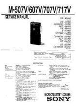 Buy Sony M-440V 550V 660V Service Manual. by download Mauritron #242383