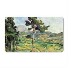 Buy Mont Sainte Victoire Cezanne Art Vinyl Fridge Magnet