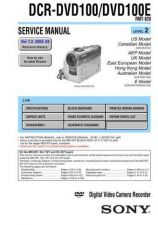Buy Sony DCR-PC7PC7E. Service Manual by download Mauritron #239674