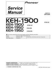 Buy Pioneer C2426 Manual by download Mauritron #227277