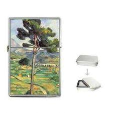 Buy Mont Sainte Victoire Cezanne Art Cigarette Flip Top Lighter