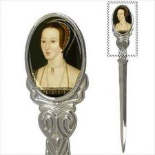 Buy Queen Anne Boleyn Henry The 8th Wife Royalty Letter Opener