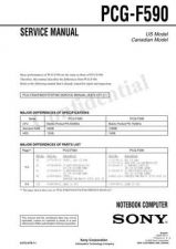 Buy Sony PCGA-UMS3-2 Service Manual. by download Mauritron #243237