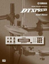 Buy Yamaha DTXPRESSE1 Operating Guide by download Mauritron #247639