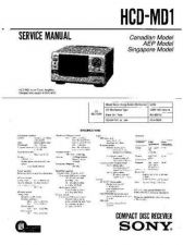 Buy Sony HCD-MC1 Service Manual by download Mauritron #241212