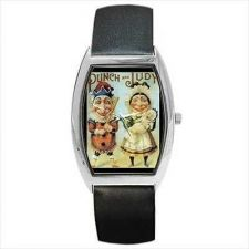 Buy Punch And Judy Puppets Vintage Art Unisex Wrist Watch