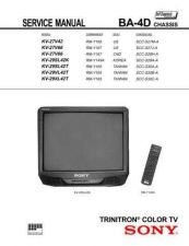 Buy Sony KV-27TW76 Service Manual. by download Mauritron #242259